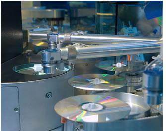 cd1 CD DVD Üretim